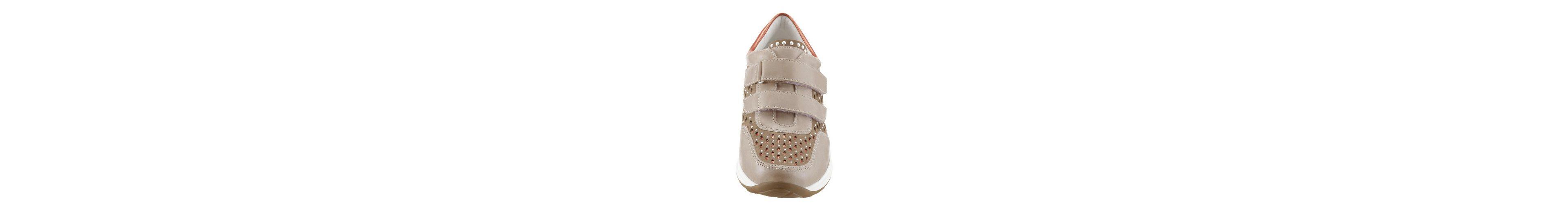 Kosten Verkauf Online Billig Verkaufen Mode Ara Klettschuh mit aufwändiger Zierperlen-Applikation Rabatt Erkunden Rabatt Nicekicks Authentisch COUShCwAHI