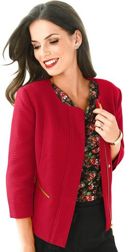 Alessa W. Blazer With A 3/4-sleeves