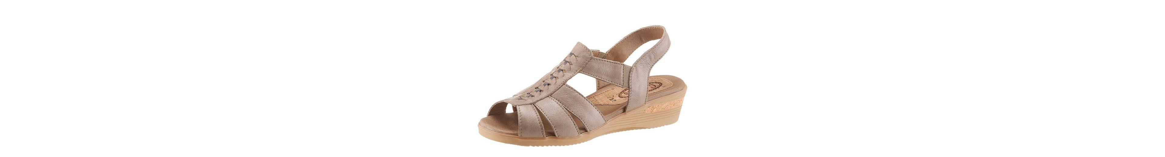 Corkies Sandalette mit rutschhemmender PU-Laufsohle Bequem Online OfTe75mhx
