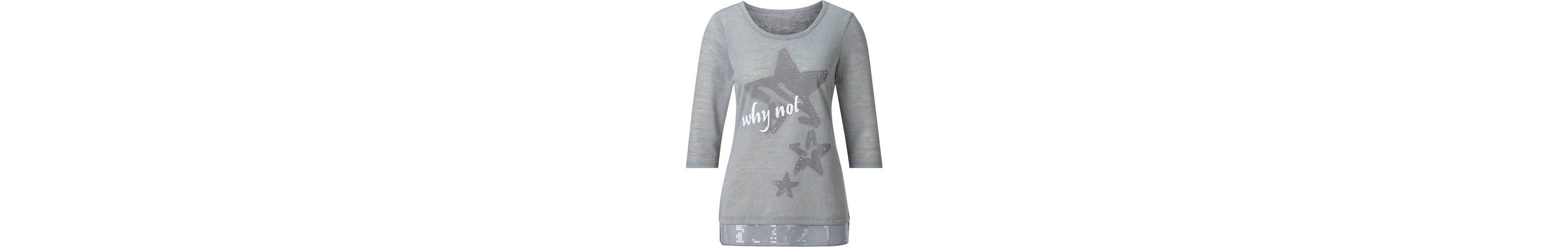 Verkaufsstelle Classic Inspirationen Shirt mit Glitzer-Steinchen Freies Verschiffen Neue Ankunft Billig Verkauf Finish NpA1m