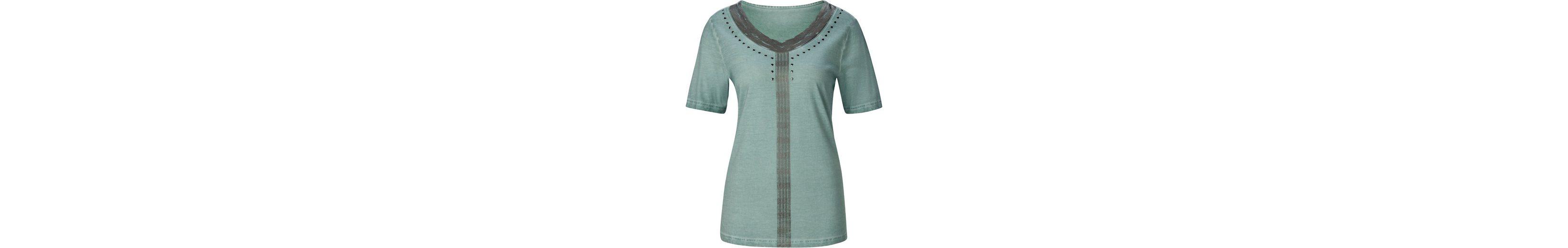 Classic Inspirationen Shirt mit Pailletten Gut Verkaufen Zu Verkaufen Günstig Kaufen Visum Zahlung AsFRke