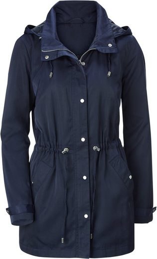 Classic Inspirations Jacket In Parka Style