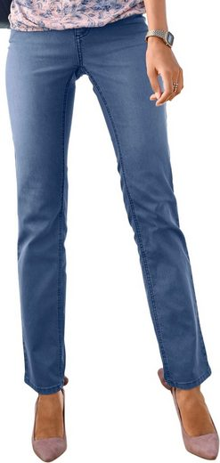 Classic Inspirationen Jeans in klassischer 5-Pocket-Form