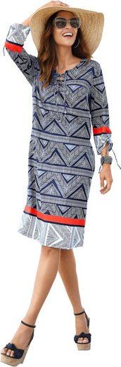 Classic Inspirationen Kleid mit 3/4-Ärmeln