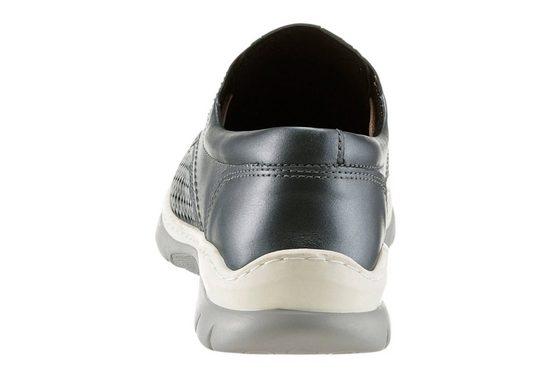 Airsoft Schnürschuh mit Leder-Wechselfußbett
