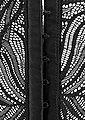 Petite fleur gold Panty, mit Häkchenverschluss vorne, Bild 4