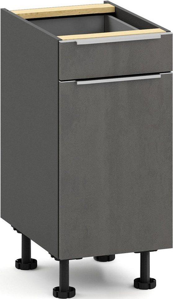 Küchenschränke - S by Störmer Unterschrank »Melle Premium«, Breite 40 cm, vormontiert  - Onlineshop OTTO