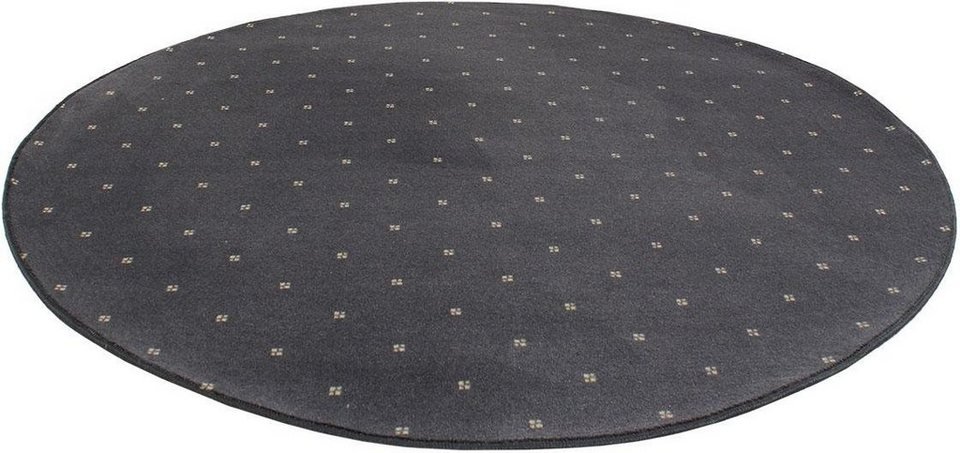 teppich oxford living line rund h he 7 mm otto. Black Bedroom Furniture Sets. Home Design Ideas