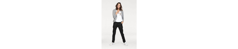 Please Jeans Sweatblazer, mit Knopfverschluss