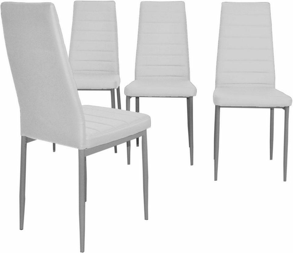 st hle 4 st ck online kaufen otto. Black Bedroom Furniture Sets. Home Design Ideas
