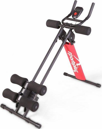 SportPlus Bauchtrainer »Ab Plank Flex SP-ALB-011-X«