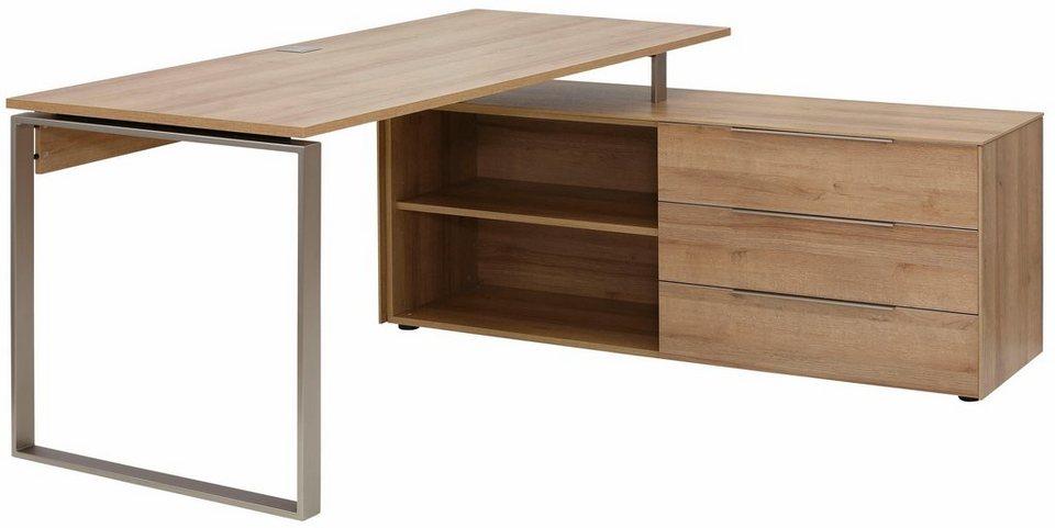 maja m bel schreibtisch yolo 1523 online kaufen otto. Black Bedroom Furniture Sets. Home Design Ideas