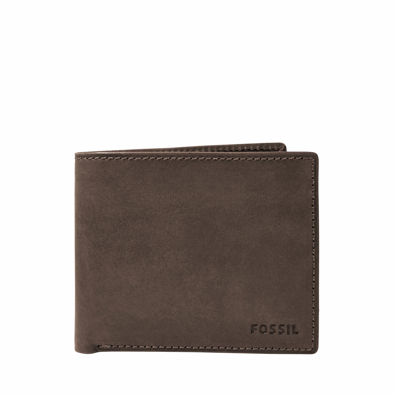 Fossil Geldbörse »NOVA LARGE COIN POCKET«, aus hochwertigem Leder
