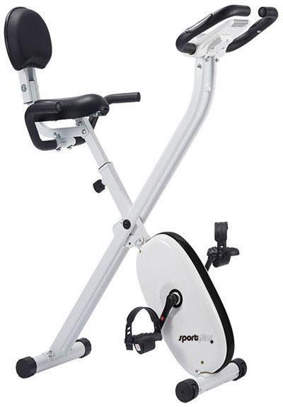 Sportplus Heimtrainer X-Bike mit Motorsteuerung , »SP-HT-1004-iE«
