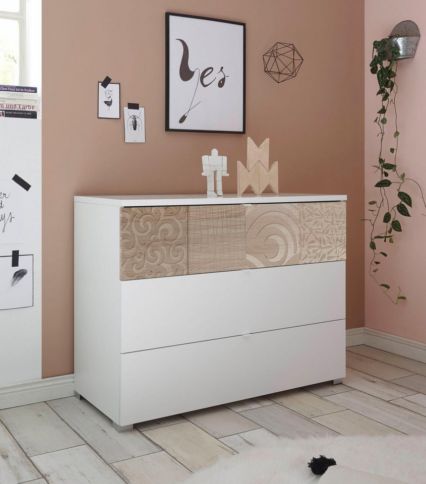 Kommoden, Sideboards und Schminktische - LC Schubkastenkommode »Miro«  - Onlineshop OTTO