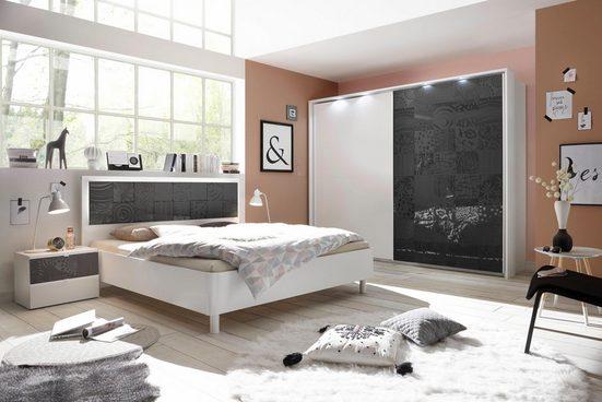 LC Schlafzimmer-Set »Miro«, (Set, 4-tlg)