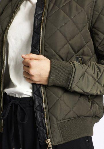 khujo Steppjacke COCA 2, mit verschließbaren Taschen