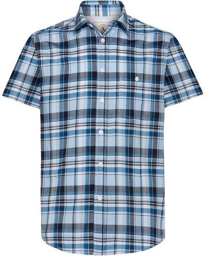 Aigle Kurzarmhemd Colorshirt
