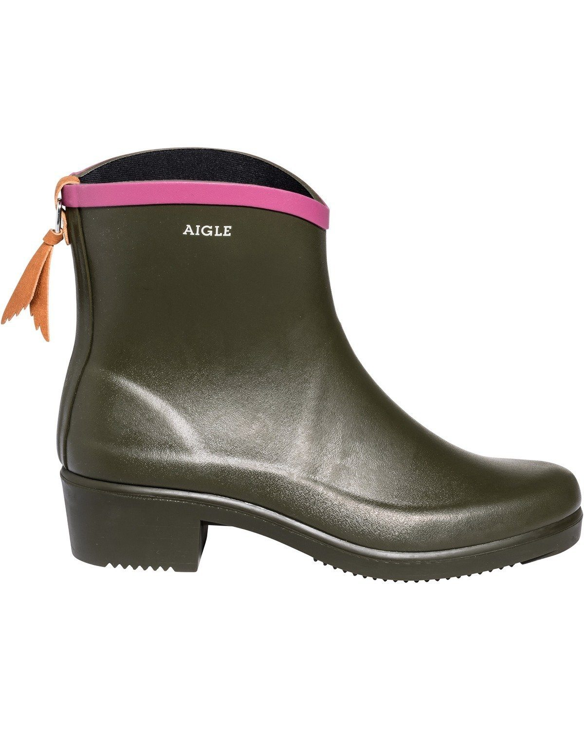 Aigle Gummistiefel Miss Juliette Bottillon kaufen  Khaki#ft5_slash#Pink