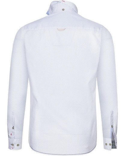 pure Hemd, bedruckt