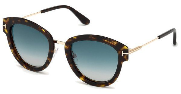 Tom Ford Damen Sonnenbrille » FT0574«, grau, 14C - grau/grau
