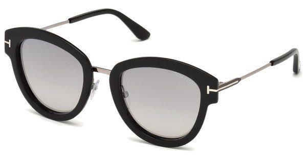 Tom Ford Damen Sonnenbrille » FT0577«, braun, 52G - braun/braun