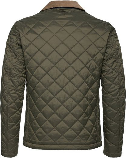 Barbour Steppjacke Helm