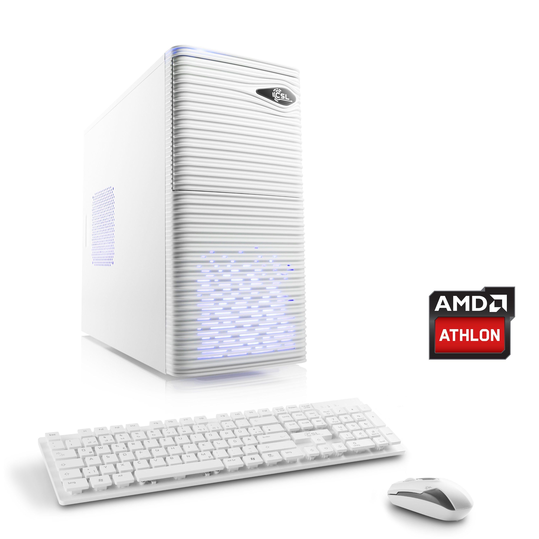 CSL Gaming PC   Athlon X4 950   GeForce GTX 1050   8 GB DDR4 RAM »Sprint T4955 Windows 10 Home«