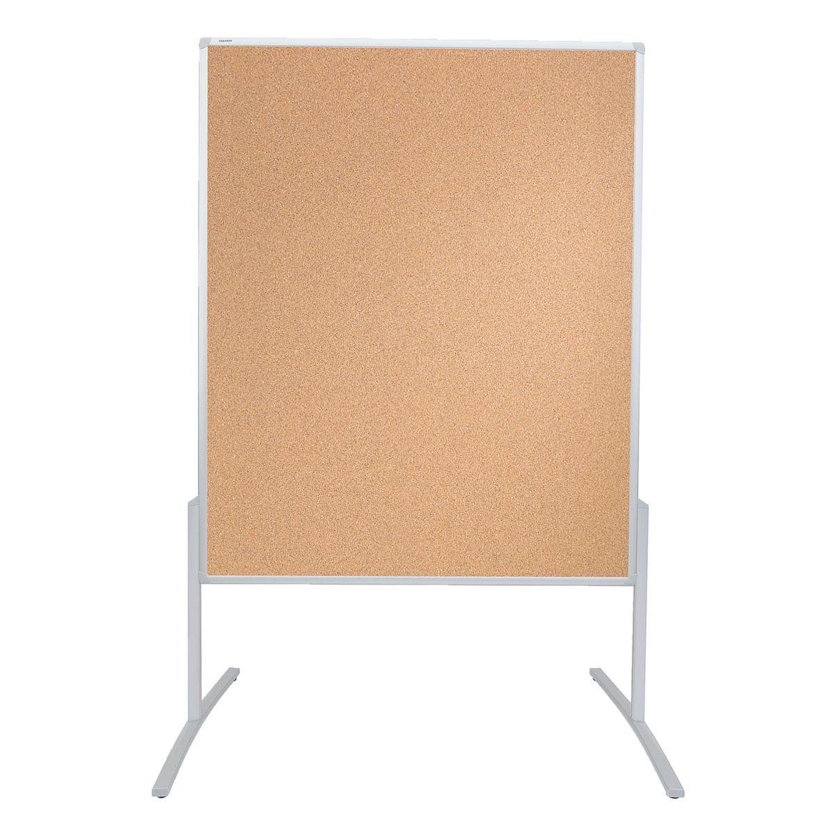 FRANKEN Moderationswand Kork 120/150 cm »PRO MT8004«