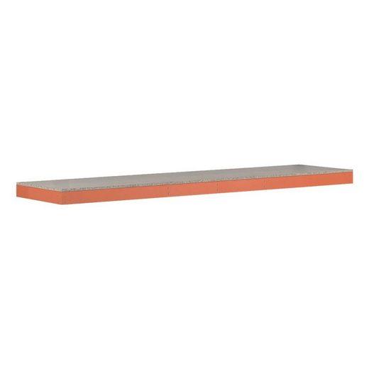 SCHULTE Lagertechnik Zusatzboden für Weitspannregal 245/77,3 cm »Z1«