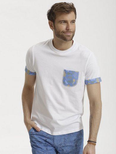 Babista T-Shirt mit floralen Akzenten