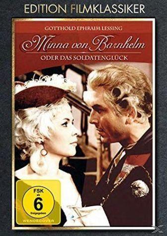 DVD »Minna von Barnhelm oder Das Soldatenglück«