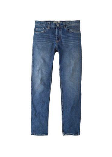 MANGO MAN Dunkle Slim Fit Jeans Tim