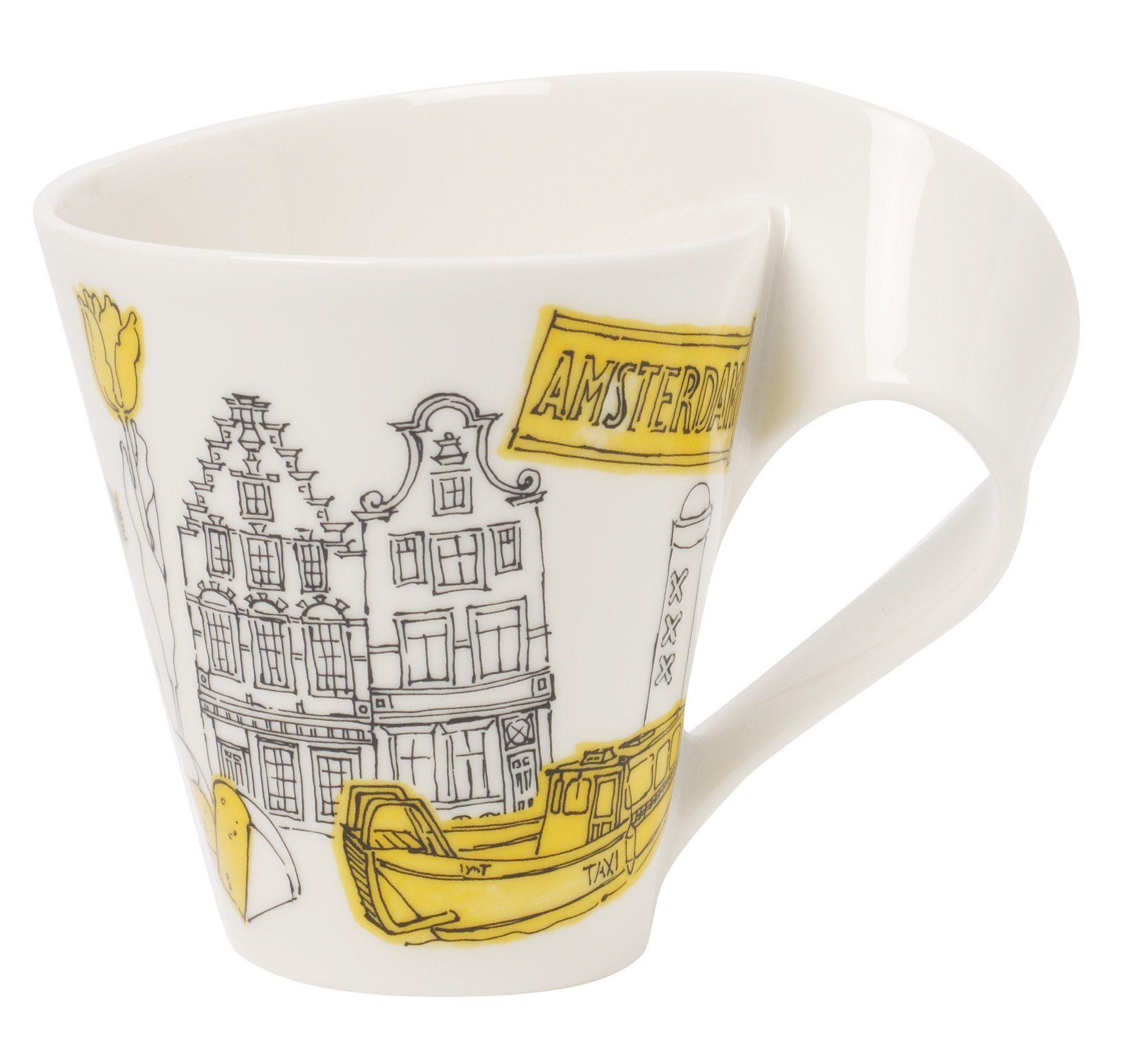 Villeroy & Boch Kaffeebecher Amsterdam »Cities of the World«