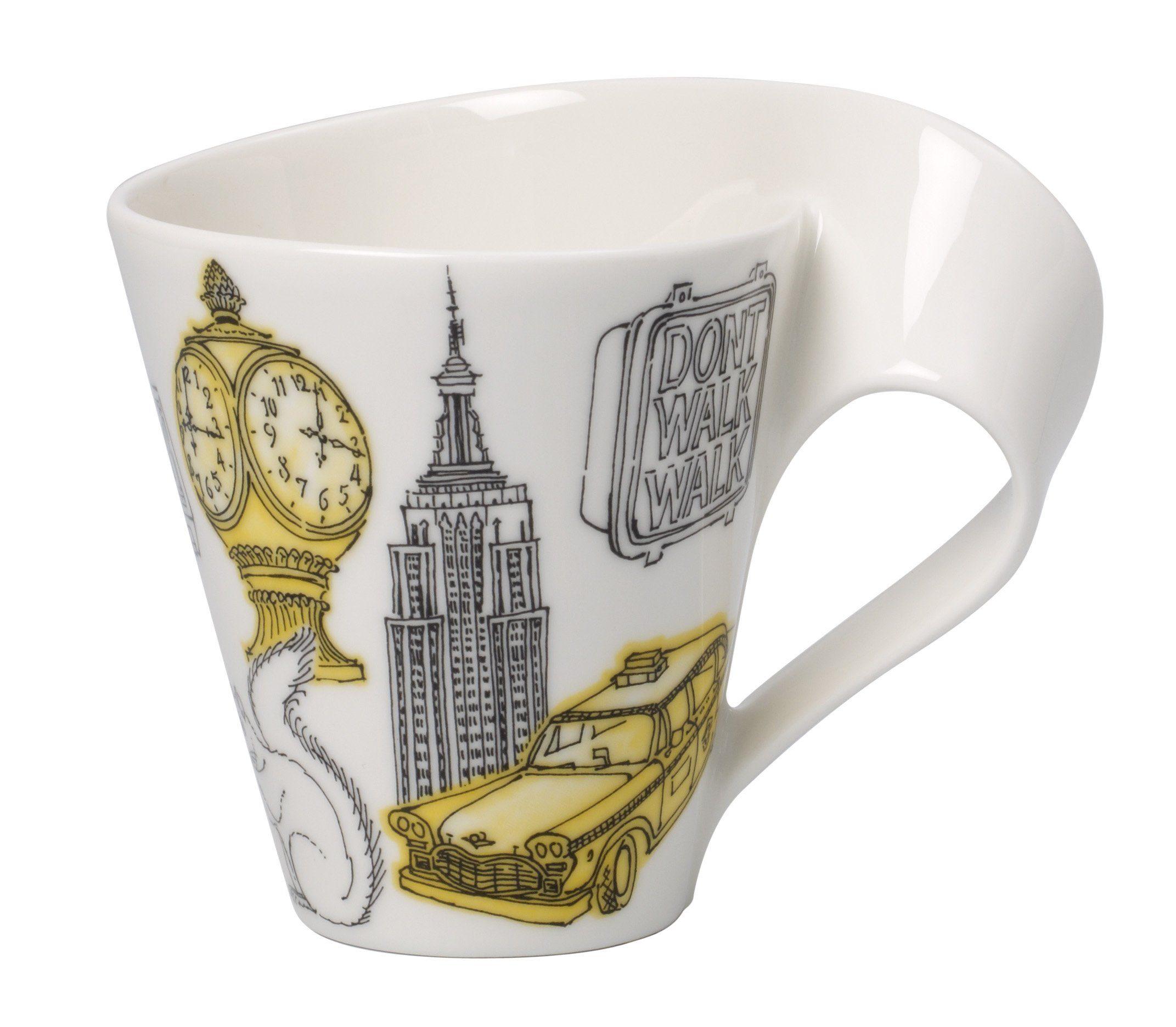 Villeroy & Boch Kaffeebecher New York »Cities of the World«