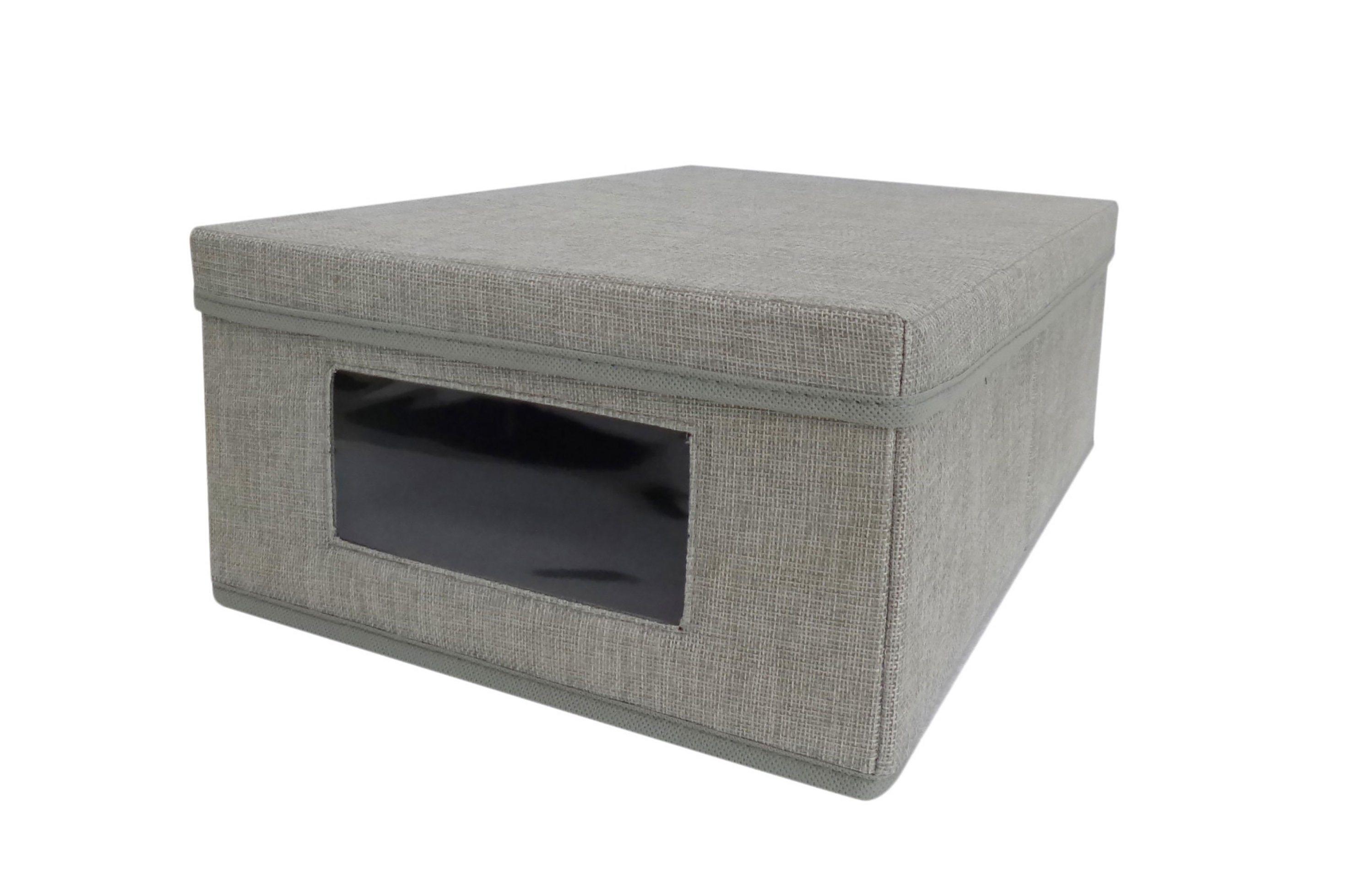 Aufbewahrungsbox mit Deckel »Paloma«