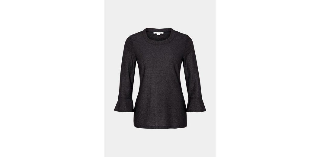 COMMA 3 4 4 Arm Shirt Shirt COMMA Arm aus Glitzergarnen COMMA Glitzergarnen 3 aus 4 3 qq4Rf