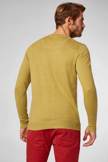 ESPRIT Feinstrick-Pullover mit edlem Kaschmir
