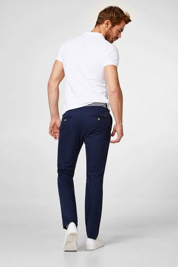 ESPRIT COLLECTION Klassische Chino aus Baumwoll-Stretch