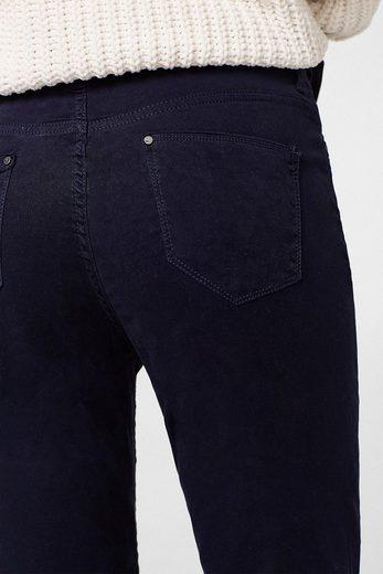 EDC BY ESPRIT Softe Premium-Pants mit Zippern