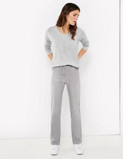 Gerry Weber Hose Jeans lang 5-Pocket Jeans Danny
