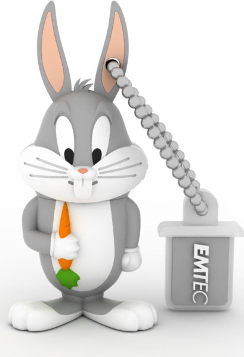 EMTEC USB-Stick »USB 2.0 L100 8 GB Looney Tunes Bugs Bunny«