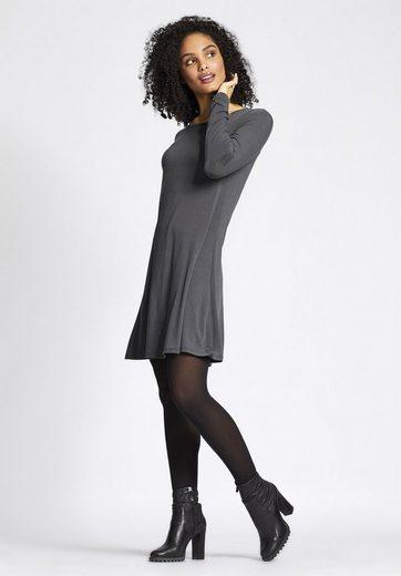 khujo Jerseykleid JOLINDA, in verwaschener Optik