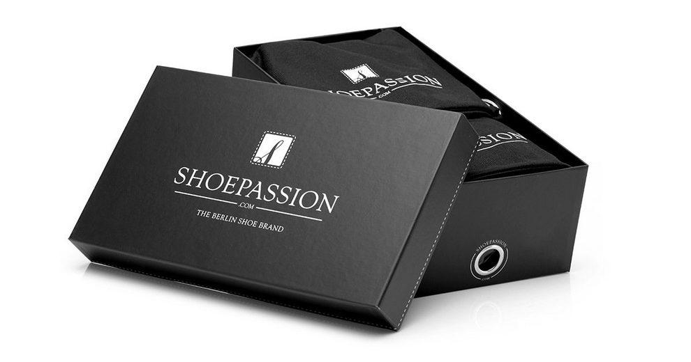 SHOEPASSION No. 575 Schnürschuh, Rahmengenäht und von Hand gefertigt in Spanien