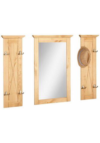 HOME AFFAIRE Prieškambario kabykla »Alva« su veidro...