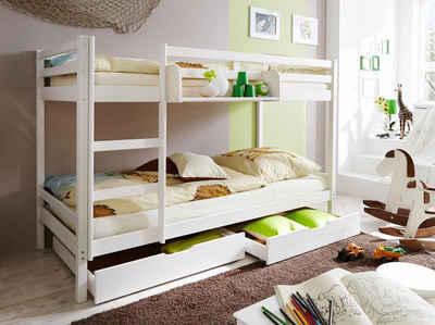 Etagenbett Bibop Gebraucht : Etagenbett in weiß online kaufen otto