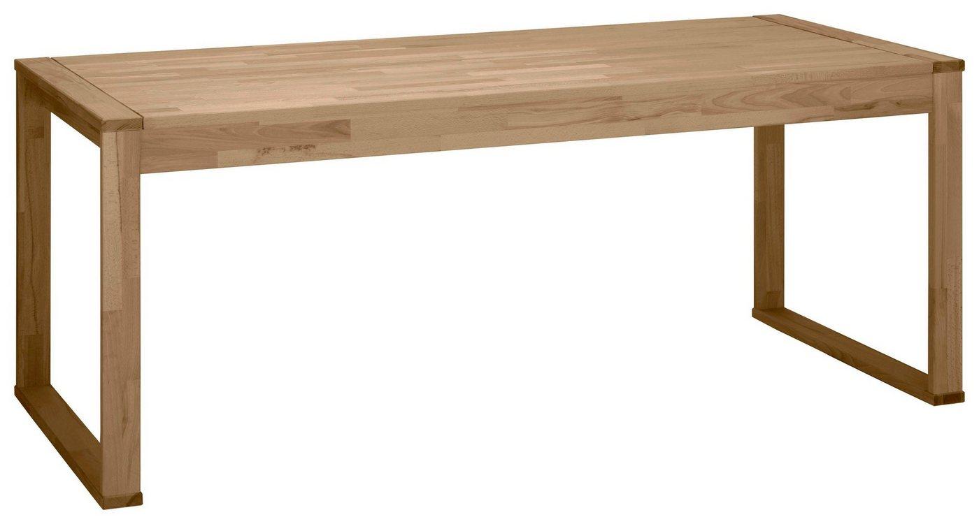 Schreibtisch massivholz buche machen sie den for Schreibtisch otto