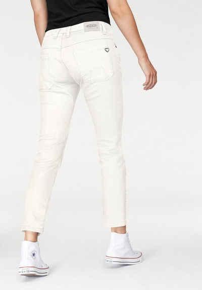 801045c71918 Please Jeans Boyfriend-Jeans »P06D« mit besonderer Knopfleiste