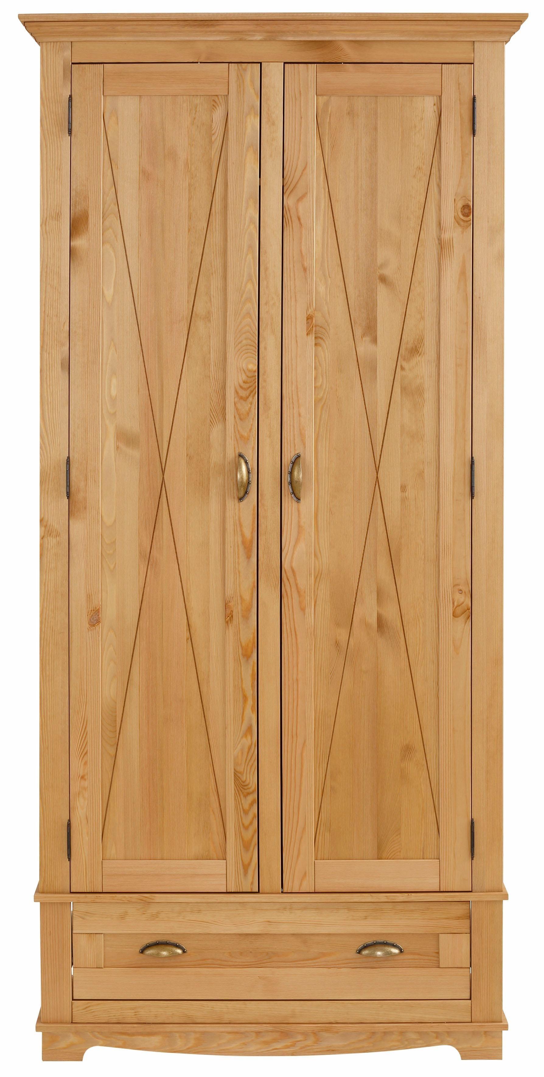 Home affaire Garderobenschrank »Alva«, Vereint Design, Qualität und Nutzen gekonnt