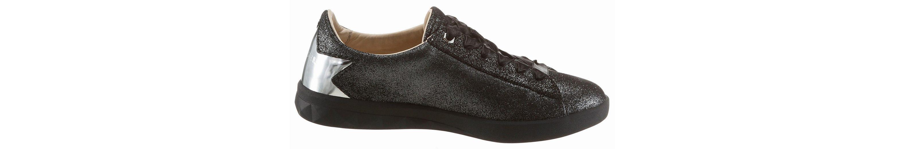 Diesel Solstice Low W Sneaker, mit Stern-Applikation an der Ferse